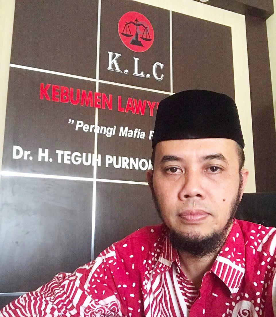 Teguh Purnomo: KPU Jangan Terkesan Jadi Jubir Agus Suroso