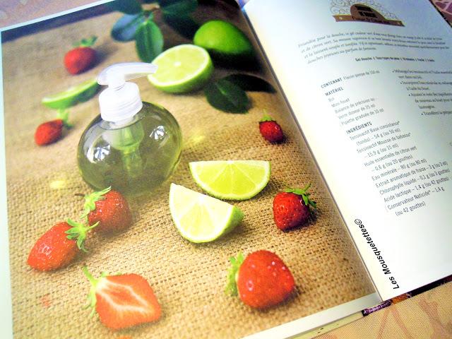 Livre 100 Recettes De Cosmétiques Maison - Aroma-zone édité chez Hachette - Blog beauté Les Mousquetettes©