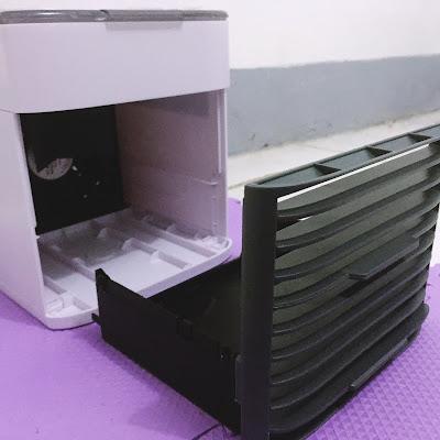 review mini air cooler