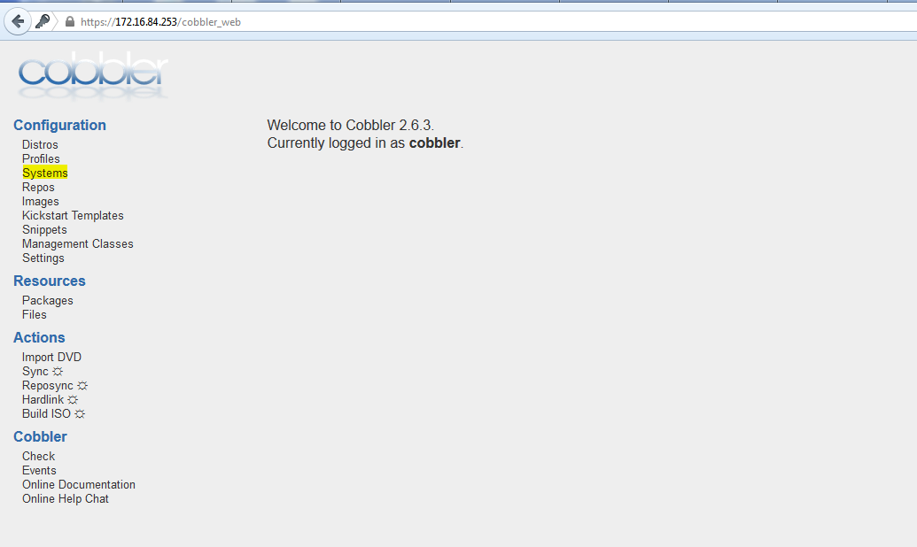 sappyIT: Cobbler Server with Client Machine MAC address