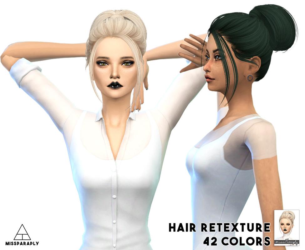 Más inspirador sims 4 peinados Galería de cortes de pelo tutoriales - LOS SIMS DE FLOR: PACK PEINADOS SIMS 4