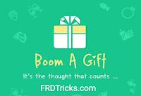 BoomAgift app — image