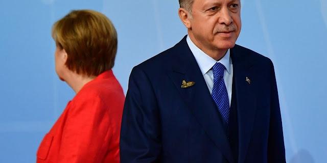 Η Γερμανία να κάνει εμπάργκο όπλων στην Τουρκία