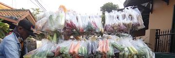 #ceritababazi #49 Sang Legenda Tukang Sayur
