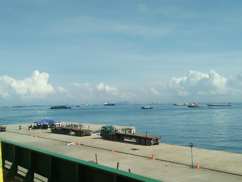 Pelabuhan Kargo Batu Ampar