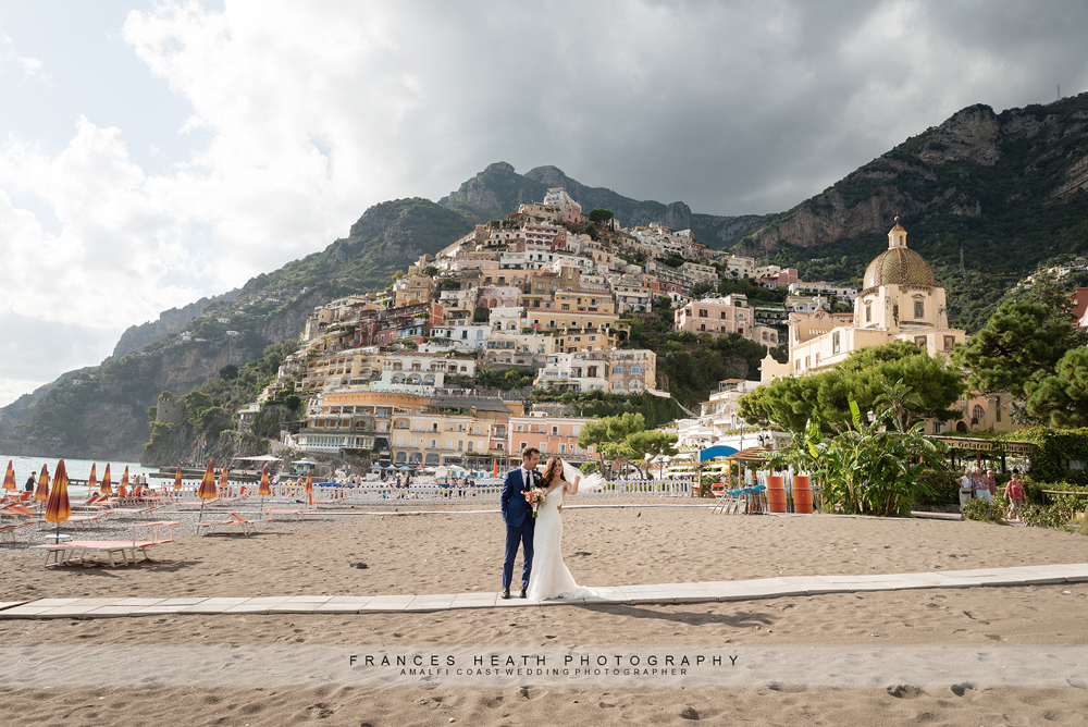 Positano Italy wedding