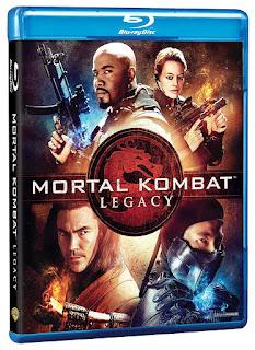 Mortal Kombat: Legacy [BD25]