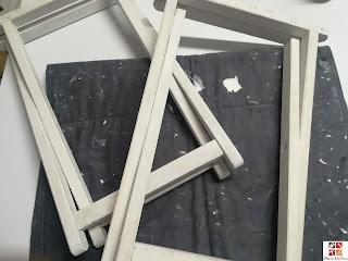 renovar taburete plegable