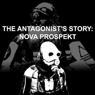 The Antagonist's Story Nova Prospekt Half Life 2 map