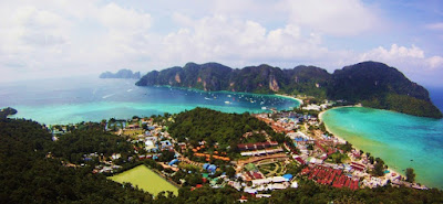 Accommodation on Koh Phi Phi