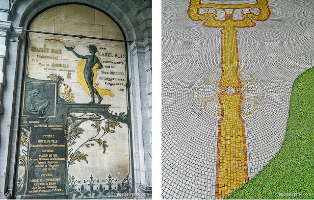 Obras do arquiteto Victor Horta em Bruxelas
