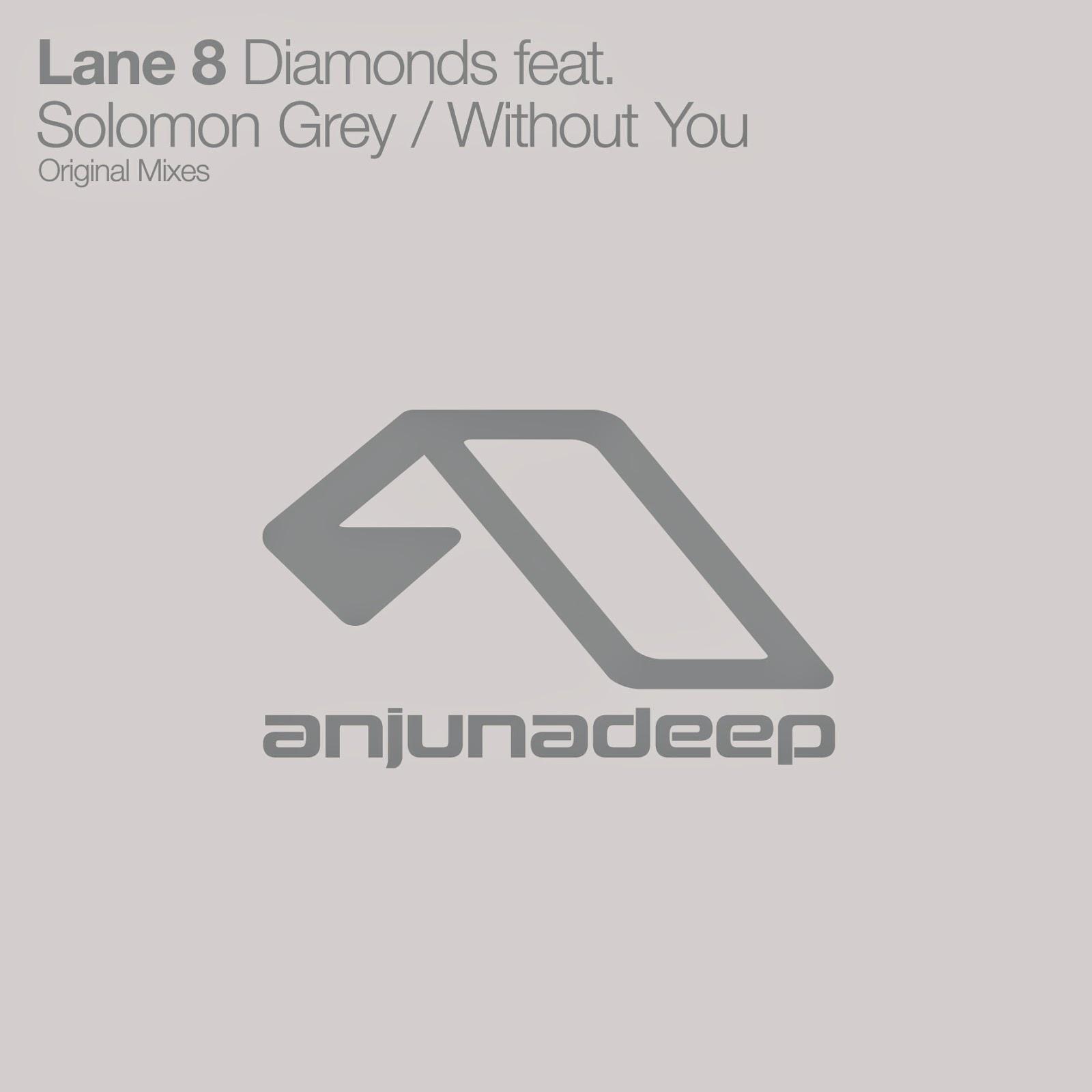 Lane 8 Diamonds ft. Solomon Grey lyrics album cover