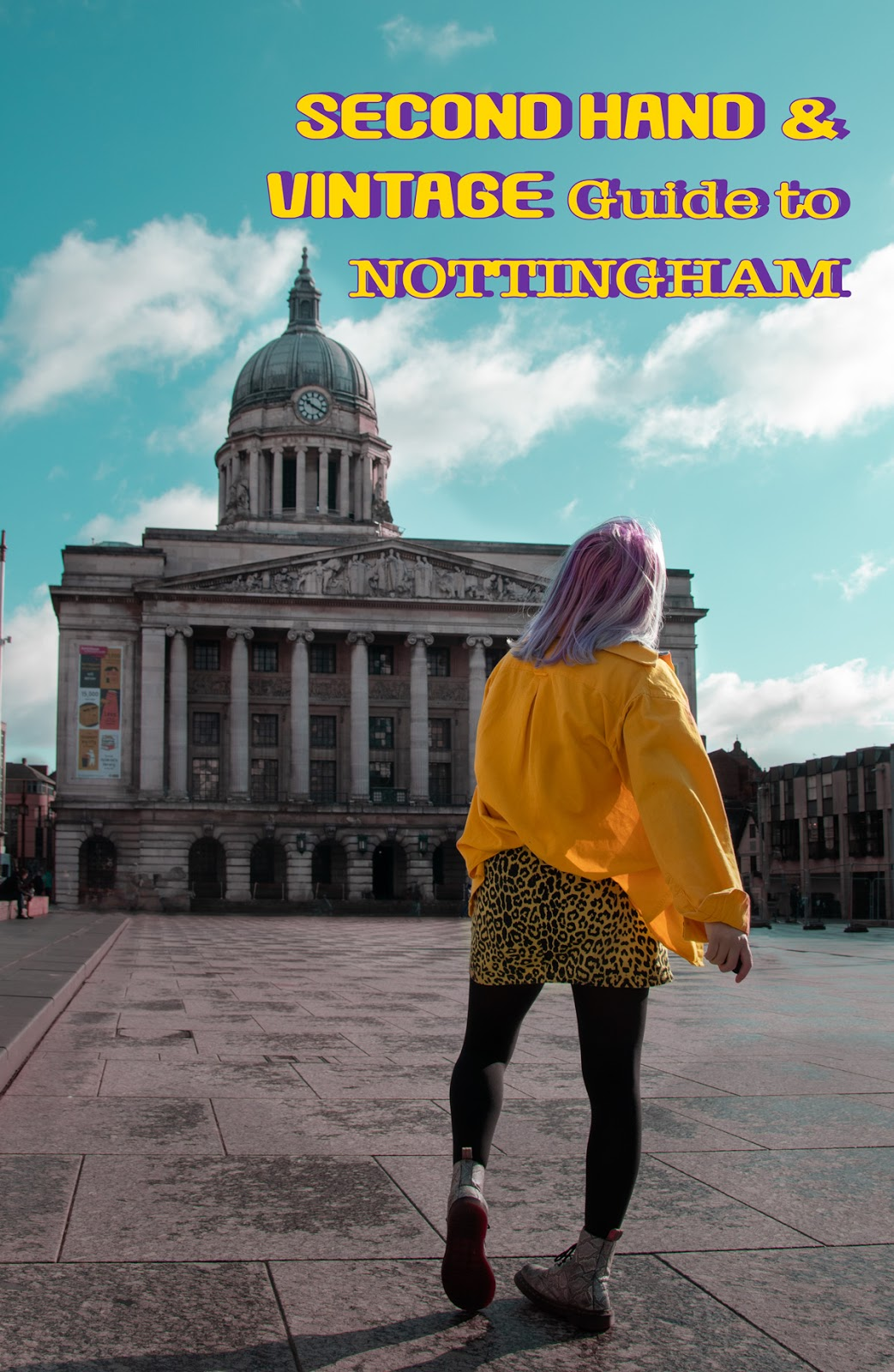 A Second Hand And Vintage Clothing Guide To Nottingham