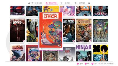 InkyPen ya está disponible en Nintendo Switch con este catálogo de cómics Valiant
