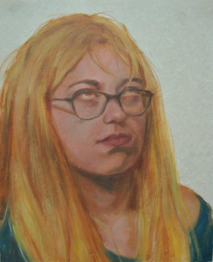 Испанский художник. Jennifer Alarza