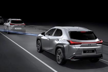 Mengenal Kecanggihan Teknologi  Sistem Keselamatam Lexus+