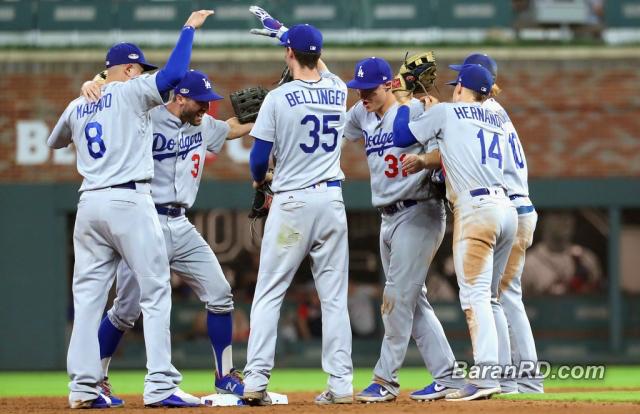 Dodgers eliminan a Bravos y avanzan en su Serie Divisional