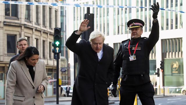 Boris Johnson: 74 condenados por terrorismo salieron de prisión antes de tiempo y están en libertad