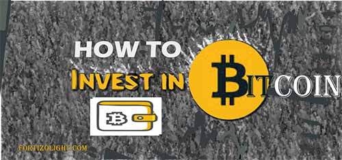 how to invest your bitcoin