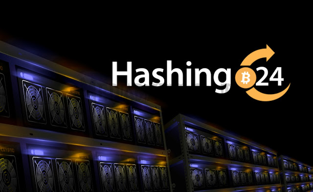 Cara Withdraw Crypto di Cloud Mining Hashing24