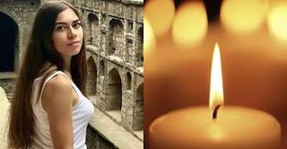 Земля пухом нашій красивій дівчині бортпровідниці з України… Про її останній вчинок неможливо читати без сліз…