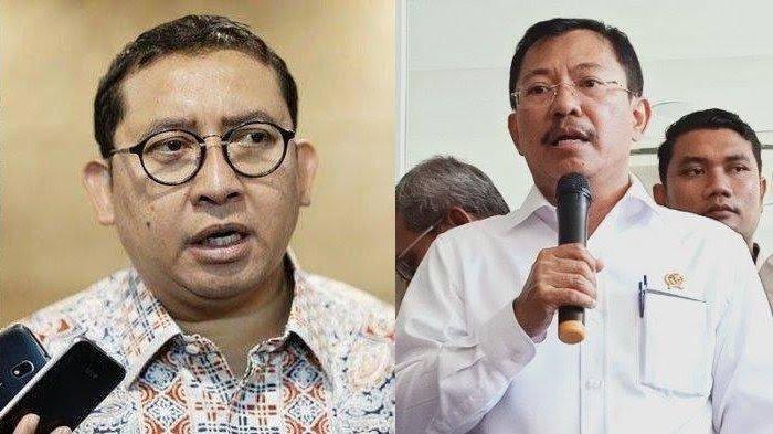 Jika Dipercayakan Urus Corona, Fadli Zon : Pertama Saya Berhentikan Menteri Terawan