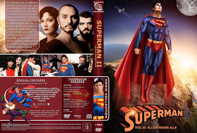 Carátula dvd: Superman II