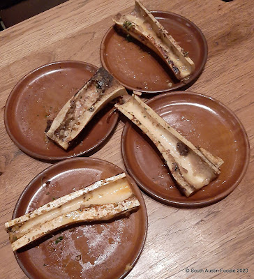 Comedor bone marrow bones