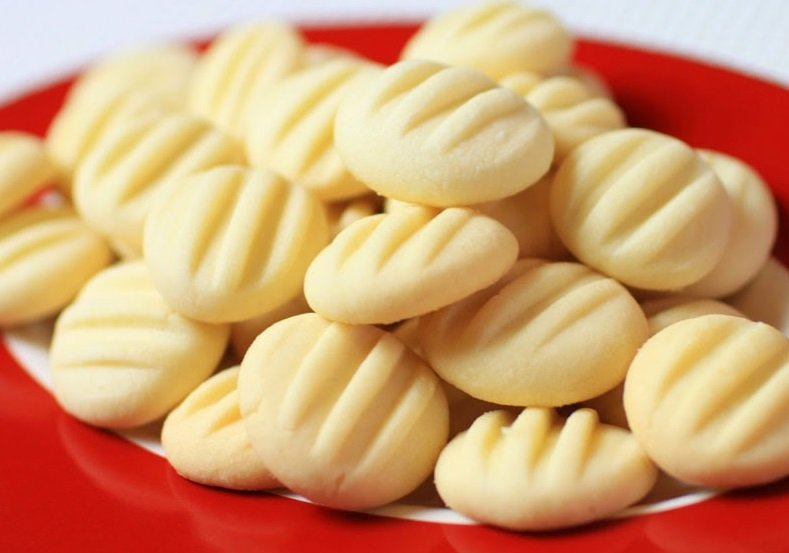 How to make soft butter biscuits