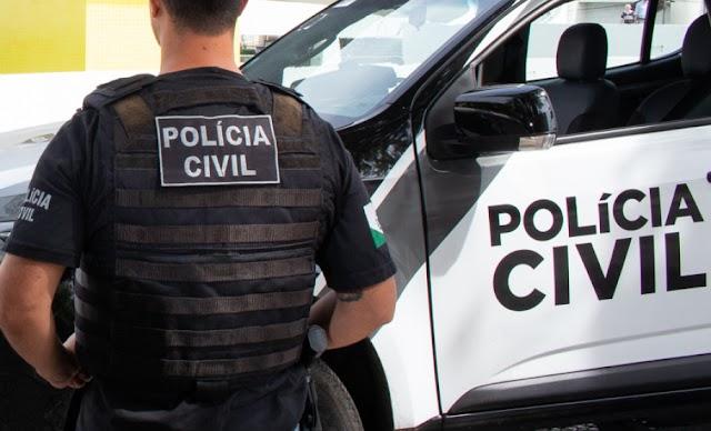 Polícia Civil procura foragidos de homicídio de vítima morta depois de fazer vídeo