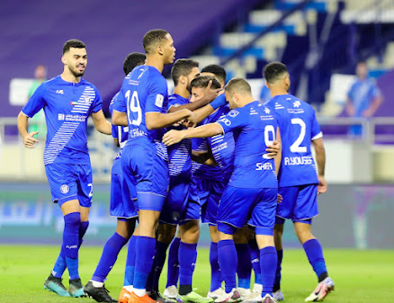 موعد مباراة الجزيرة و النصرالإماراتي من دوري الخليج العربي الاماراتي