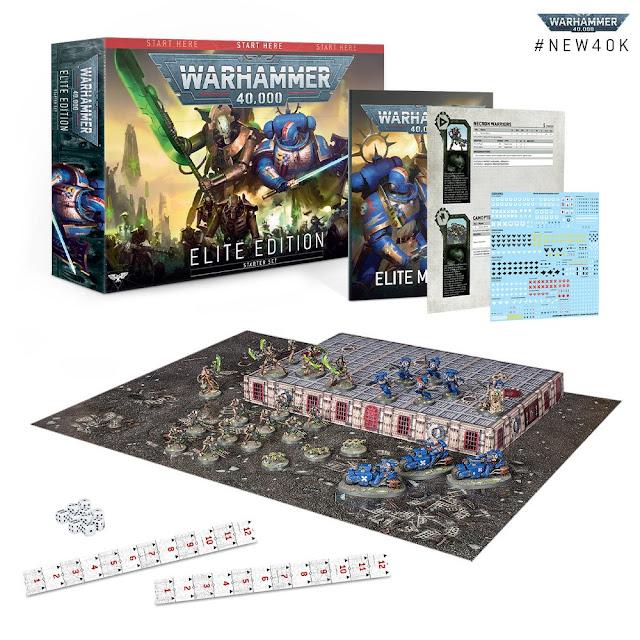 Edición de Elite Warhammer 40,000