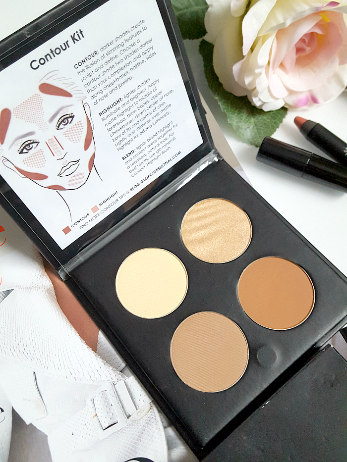Review: glominerals - Contour Kit - 13.2g - 69.50 Euro - Medium to Dark