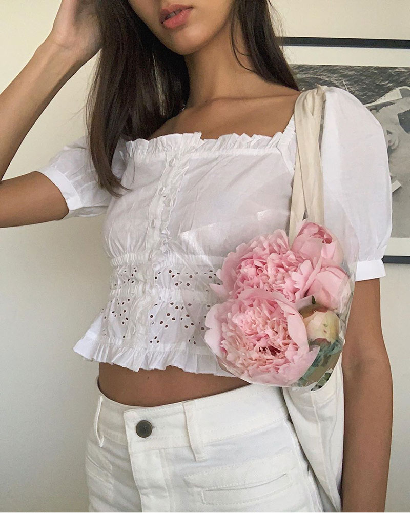 STYLE INSPIRATION: THE LAST OF THE SUMMER WHITES AUGUST 2019