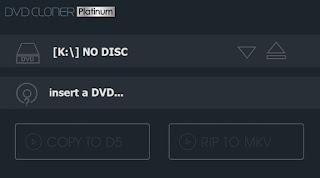DVD-Cloner Platinum 2019 16.60 Build 1450 Full