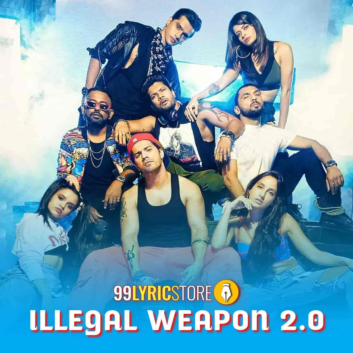 Illegal Weapon 2.0 Song Images From Movie Street Dancer 3D
