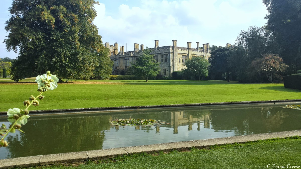 Roadtrip: Castle hunting: Sudeley Castle - Adventures of a London Kiwi
