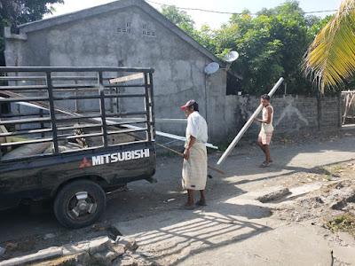 Pembangunan Kamar Mandi dan Toilet Mushola di Lombok