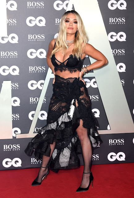 Рита Ора - GQ Men of the Year Awards 2019