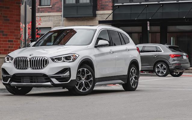 Novo BMW X1 2021 - taxa de financiamento