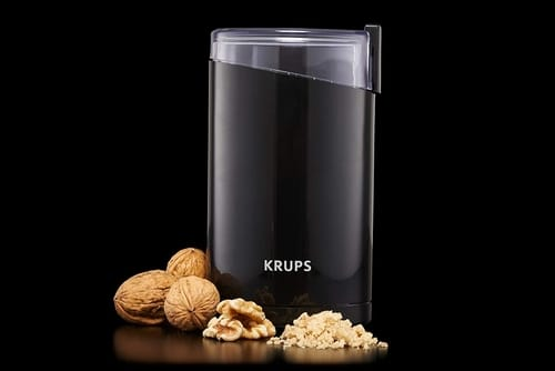 KRUPS F203 Electric Spice and Coffee Grinder