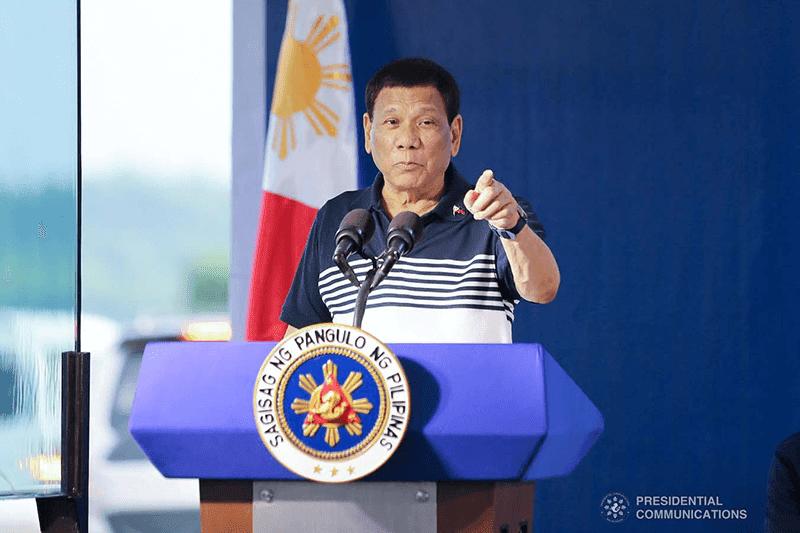 President Duterte (ALFRED FRIAS/PRESIDENTIAL PHOTO)