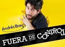 Fuera de Control por Andres Bravo
