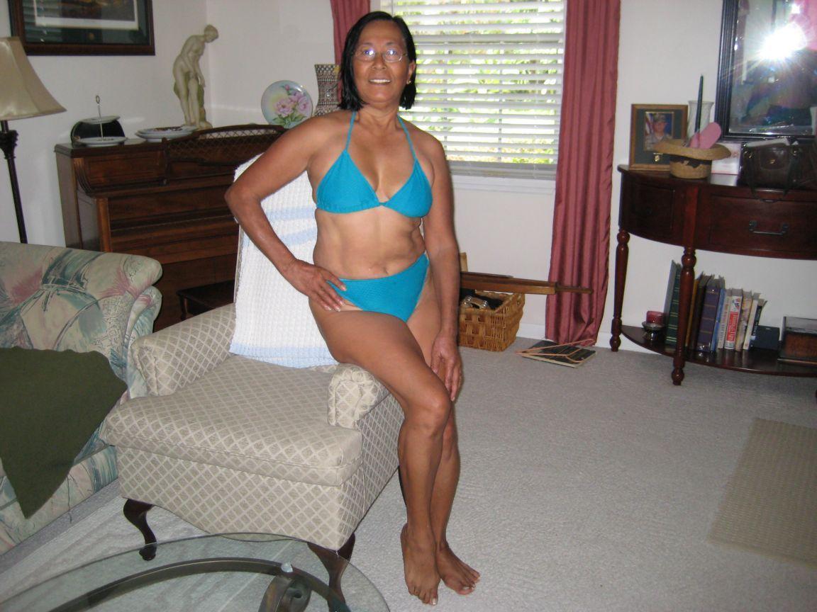 Nude amature lady hot