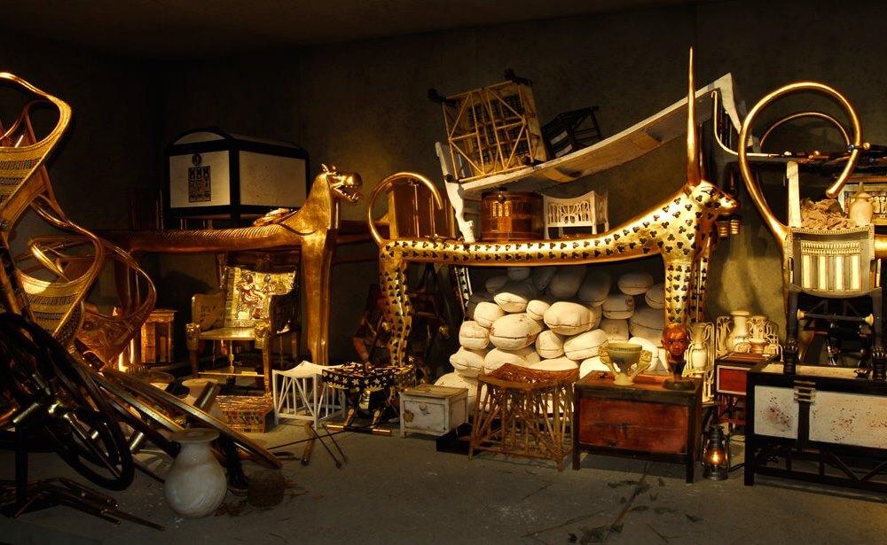 Harta Makam Tutankhamun
