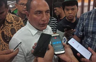 Edy Rahmayadi Keluarkan Surat Edaran Penutupan Sementara Tempat Industri Pariwisata di Sumut