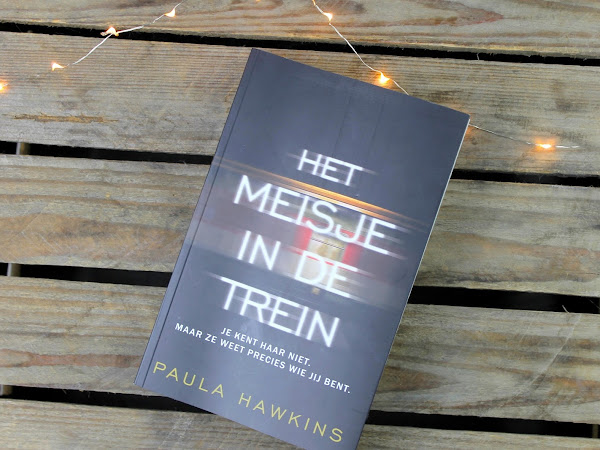 Book Review | Paula Hawkins - Het meisje in de trein