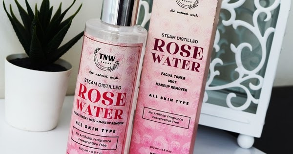 Photo of The Natural Wash Rose Water Review