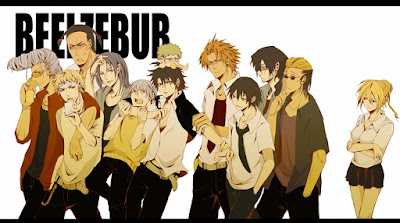 Download Anime Beelzebub Subtitle Indonesia 1-60 [END] + Bacth