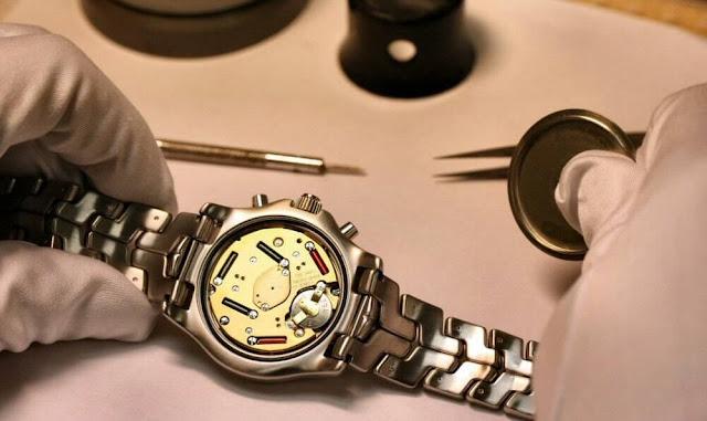 Bao lâu nên thay Pin cho đồng hồ?